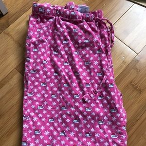 Winter Vineyard Vine Pajama Pants